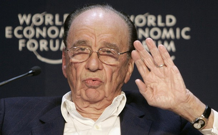 Rupert Murdoch, Defender of the Free Press?