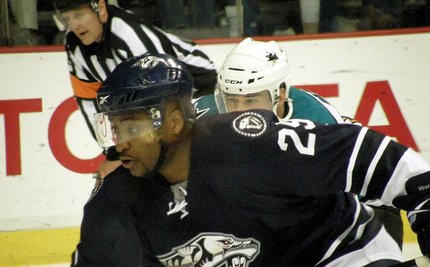 NHL Player Subjected To Racist Attacks On Twitter
