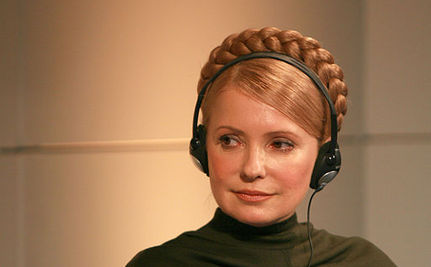 Tymoshenko's Hunger Strike Stirs German Response