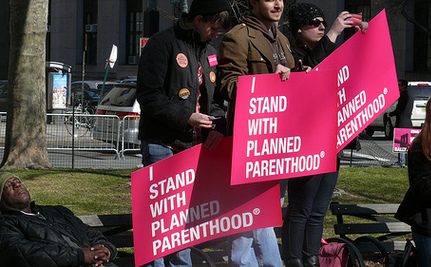 Texas Can't Strip Planned Parenthood Of Funding, Judge Rules