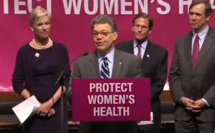 """""""I'll Be Standing For Planned Parenthood If I'm The Last Person Standing"""" [VIDEO]"""