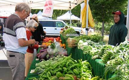 Join the Food Revolution at Your Farmers' Market