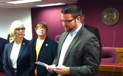 Missouri Republican Comes Out & Denounces Don't Say Gay Bill