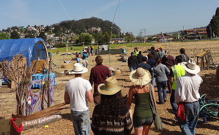 Occupy the Farm: Taking Back Land for the Community