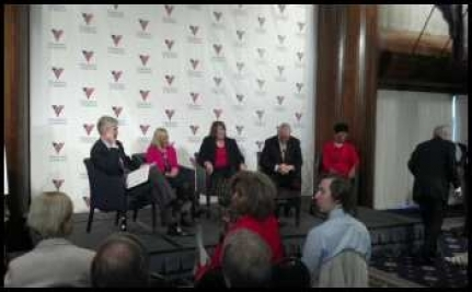 Volunteers of America Panel Talks About How to Help Veterans