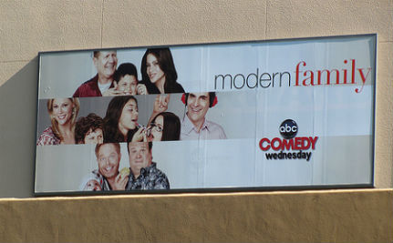 Modern Family Gets Catholic Media Group Award