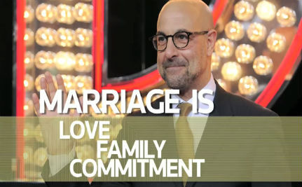 Stanley Tucci: Why Shouldn't Gay Couples Get Married? (VIDEO)