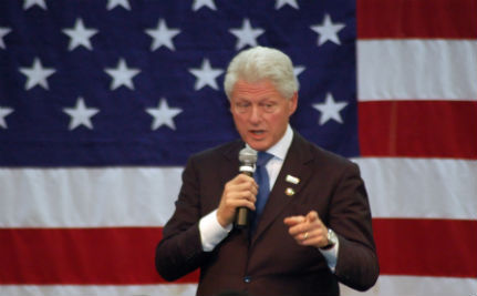 Bill Clinton: Amendment 1 Will Hurt Families and Drive Away Jobs