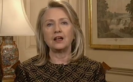 Hillary Clinton: We Can Stamp Out Bullying Together (VIDEO)
