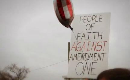 Rise Up Against Amendment 1 (VIDEO)