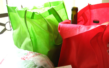 Plastic Shopping Bag Linked to Stomach Virus Outbreak