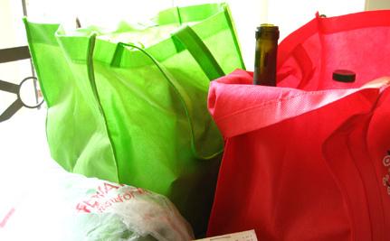 Plastic Shopping Bag Linked to Stomach Virus Outbreak