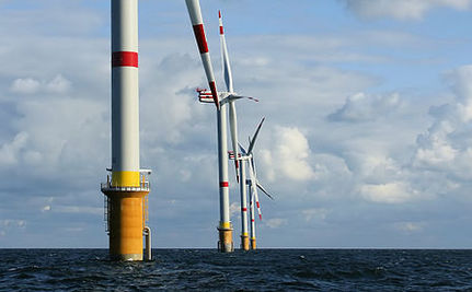 Offshore Wind Energy Picking Up Speed