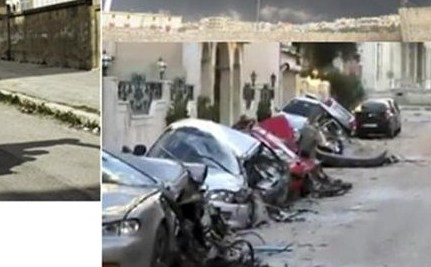 Who Set Off 2 Lethal Car Bombs in Damascus?