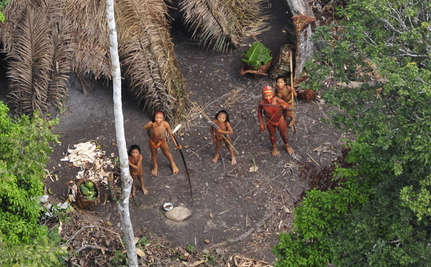 Controversial Catholic Priest Pushing Amazon Road