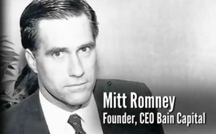 Remember Bain?  Remember Deficit Reduction? New Presidential Campaign Ads [VIDEO]