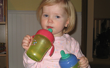 Sippy Cups, Bottles & Pacifiers: Toddler Health Hazards