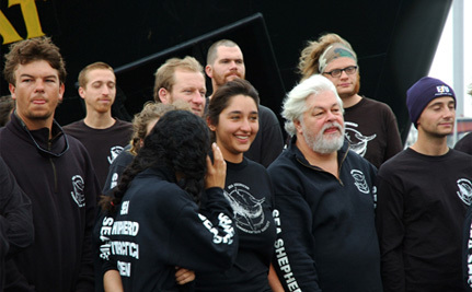 Sea Shepherd's Paul Watson Arrested in Germany