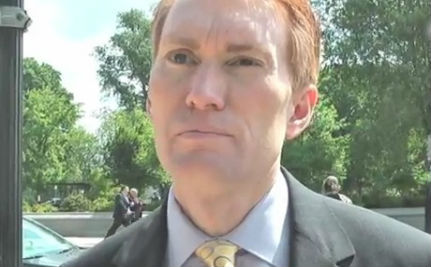 Rep. Lankford: Being Gay Is A 'Behavior' & a 'Choice Issue'