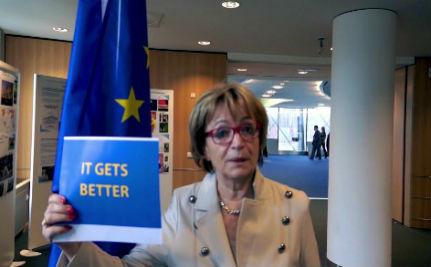 European Leaders: It Gets Better! (VIDEO)