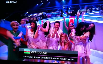 An Islamist Threat to Eurovision?