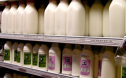 Raw Milk Debate Is White Hot