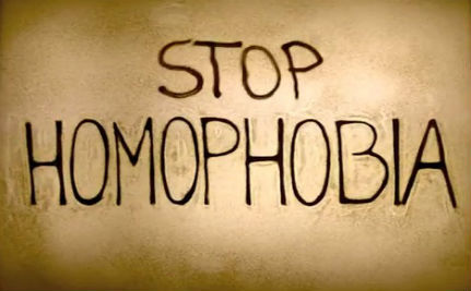 Beautiful Anti-Homophobia Sand Animation (VIDEO)
