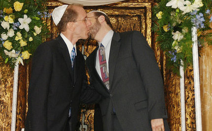 Israel Rejects Gay Marriage