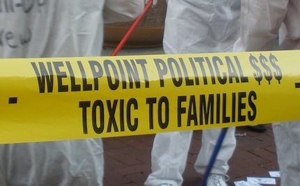 WellPoint Refuses Further Disclosure of Toxic Political Spending