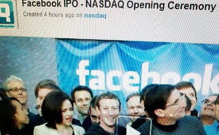Facebook IPO: No Pop But Still Lots of Likes