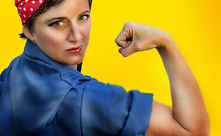 What Are American Women Doing For Work? (Infographic)