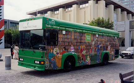 Generous Donation Saves Bookmobile