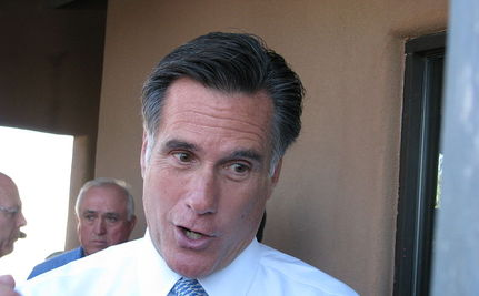 Romney Wins Big Support From Big Oil