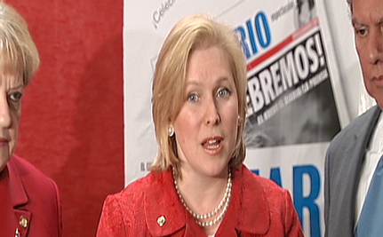 Sen. Gillibrand Renews Call For Paycheck Fairness Act