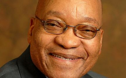 Controversial Portrait of South African President Vandalized