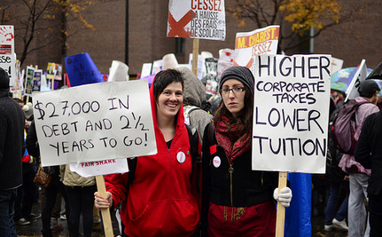 Tuition Hike Protests in Quebec: Entitlement Mentality or Legitimate Outrage?