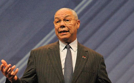 Colin Powell Has 'No Problem' With Marriage Equality