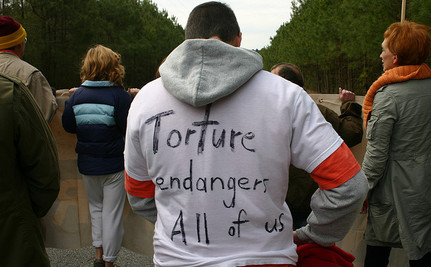 On Memorial Day Weekend, America Reckons with Torture