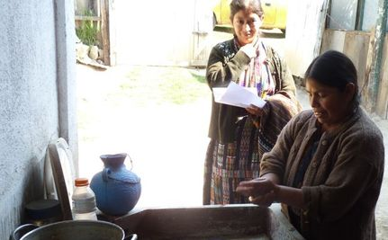 So Fresh and So Clean: Making Soap in Guatemala