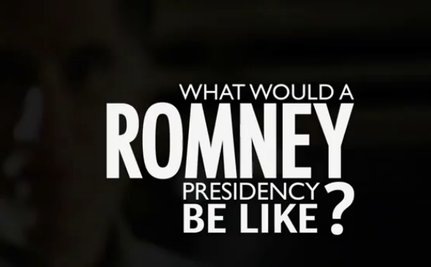Romney Ad: It's My First Day! [VIDEO]