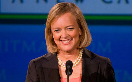 Meg Whitman Must Not Be Romney's Vice President Pick