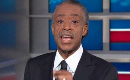 Rev. Sharpton Pops Back On Trayvon Coverage Criticism (Video)