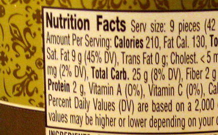 Food Labels Aren't Accurate (And That's Dangerous)