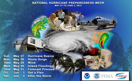NOAA Wants You to Be A Force of Nature This Hurricane Season