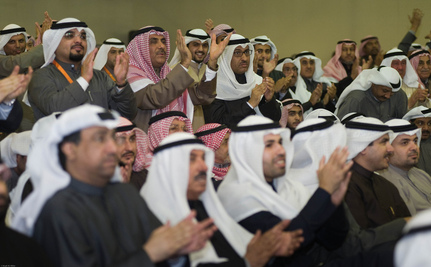 Kuwait Mass Arrests For 'Vice,' 'Immorality'