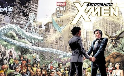 Scottish MPs Back Superhero's Gay Wedding
