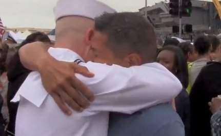 Watch Gay Military Cadets Graduate (Video)