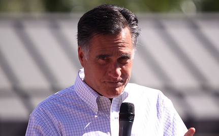 "Romney Clinches GOP Endorsement – For President of ""Amercia"""