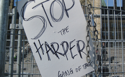 Harper Government Fights Dirty Against Election Lawsuits