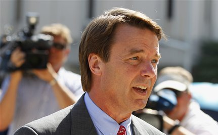 UPDATED John Edwards Trial: Judge Declares Mistrial